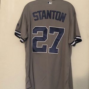 e1aa0b74461 Other - NWT Giancarlo Stanton New York Yankees Jersey